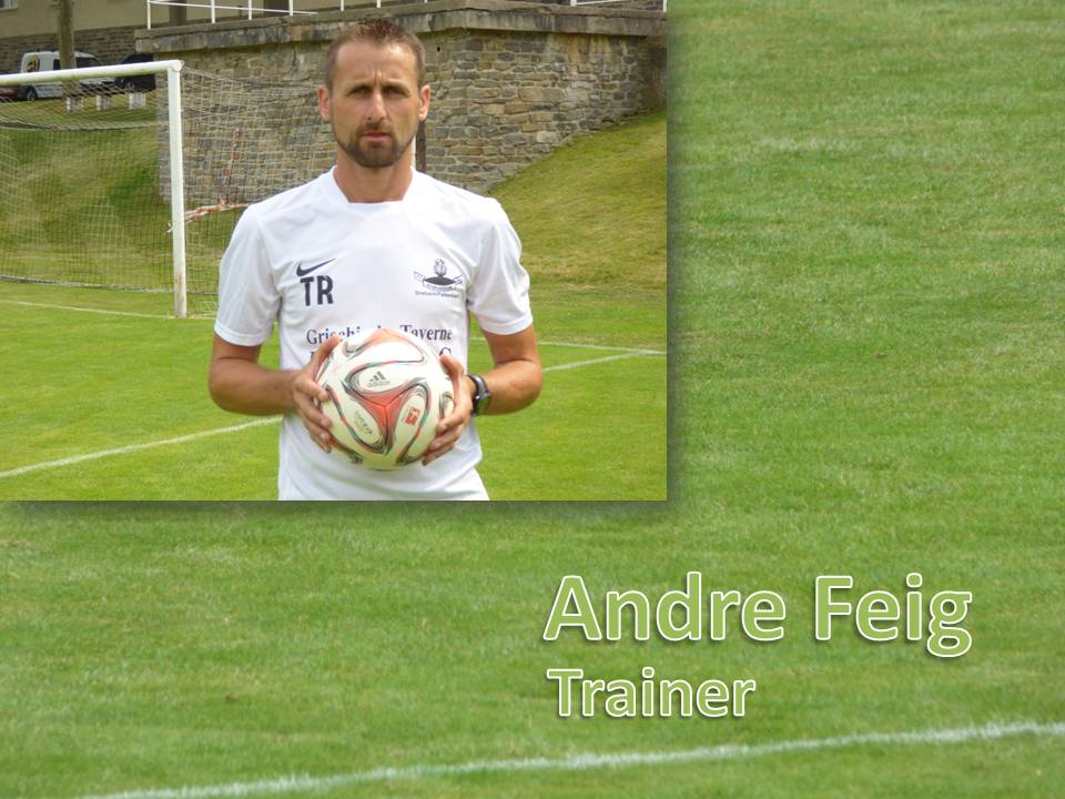 Andre Feig-Trainer